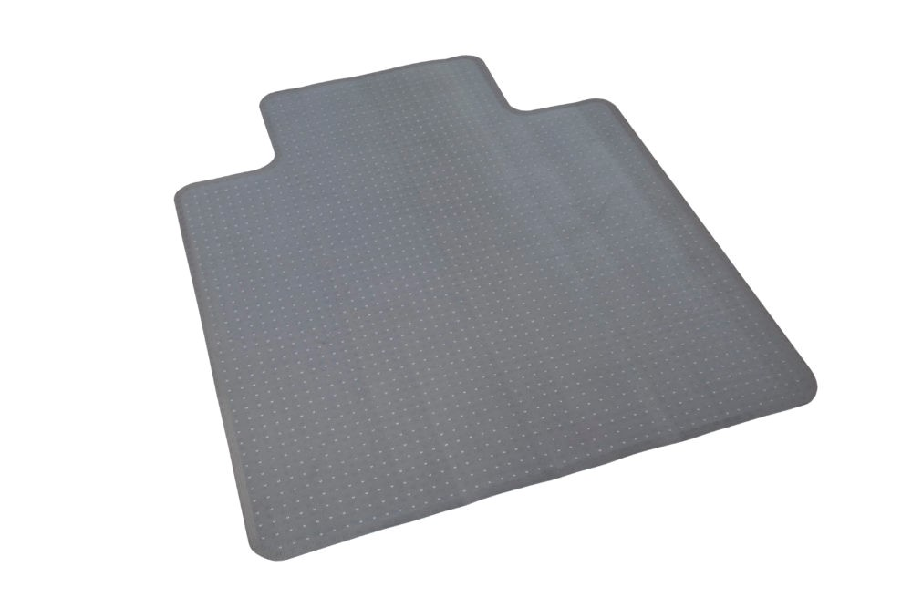 Chair Mat for Low Pile Carpets - Keyhole