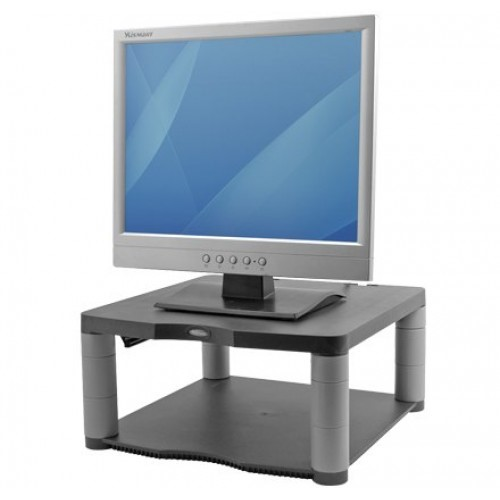 Fellowes Premium Graphite Monitor Riser