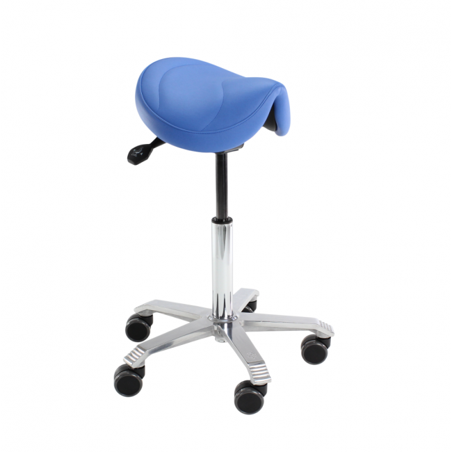 Score Amazone Tilt Saddle Stool