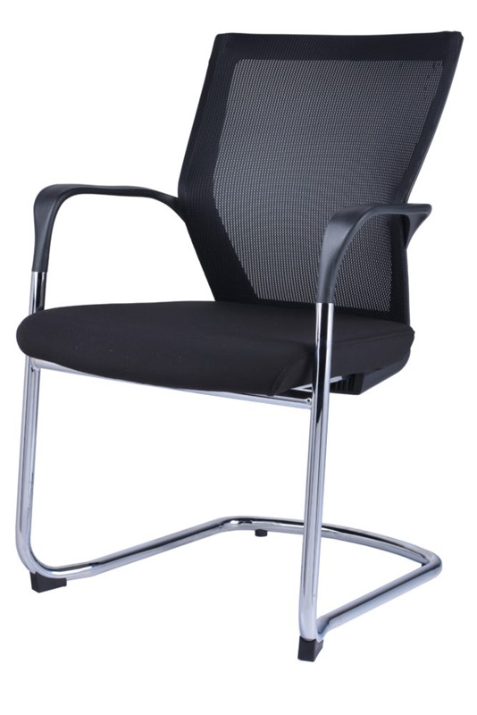 WMCC Mesh Back Canitlever Conference Chair