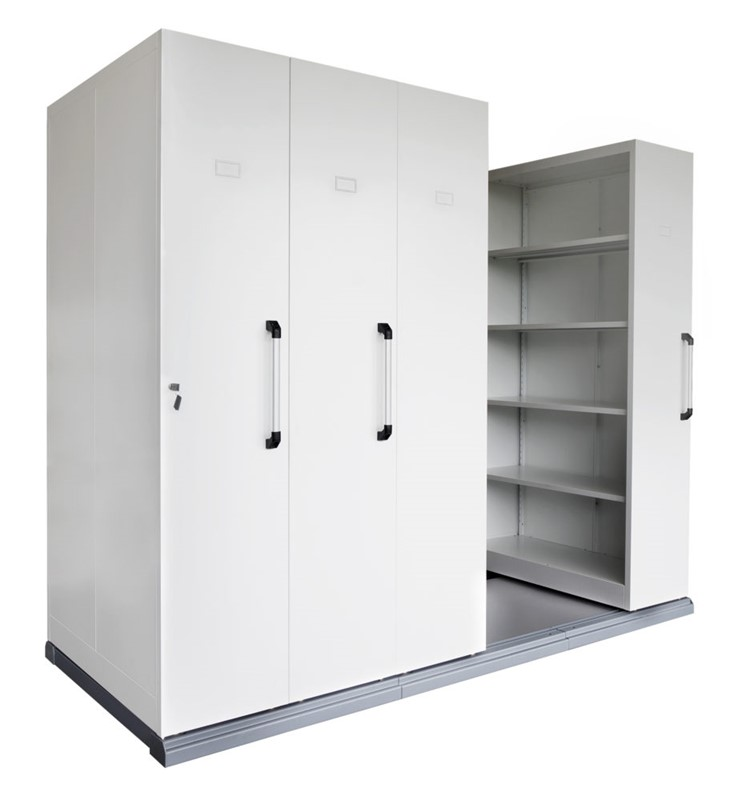 Rapidline Mobile Shelving (Compactus)
