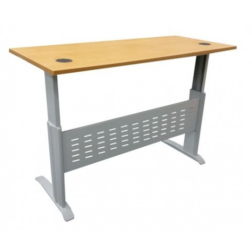 Buddy Straight Height Adjustable Desk (1200 to 1800 mm)