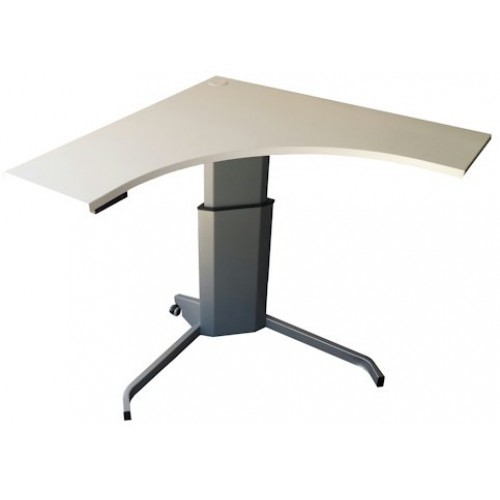 Compact Corner Height Adjustable Desk