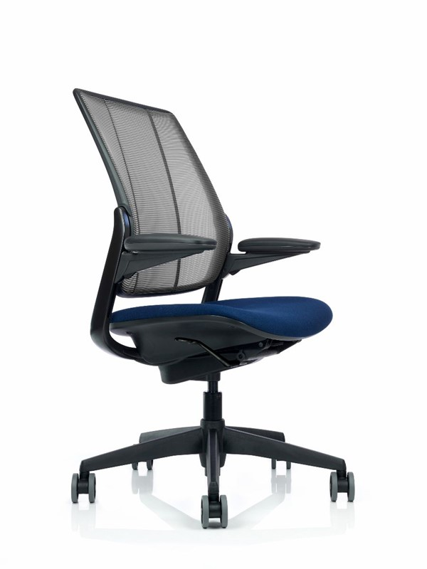 Humanscale Smart Mesh Back Chair
