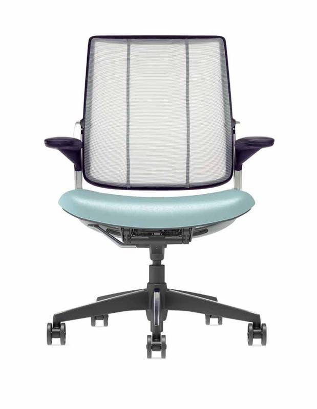 Humanscale Smart Plus Heavy Duty Mesh Back Chair