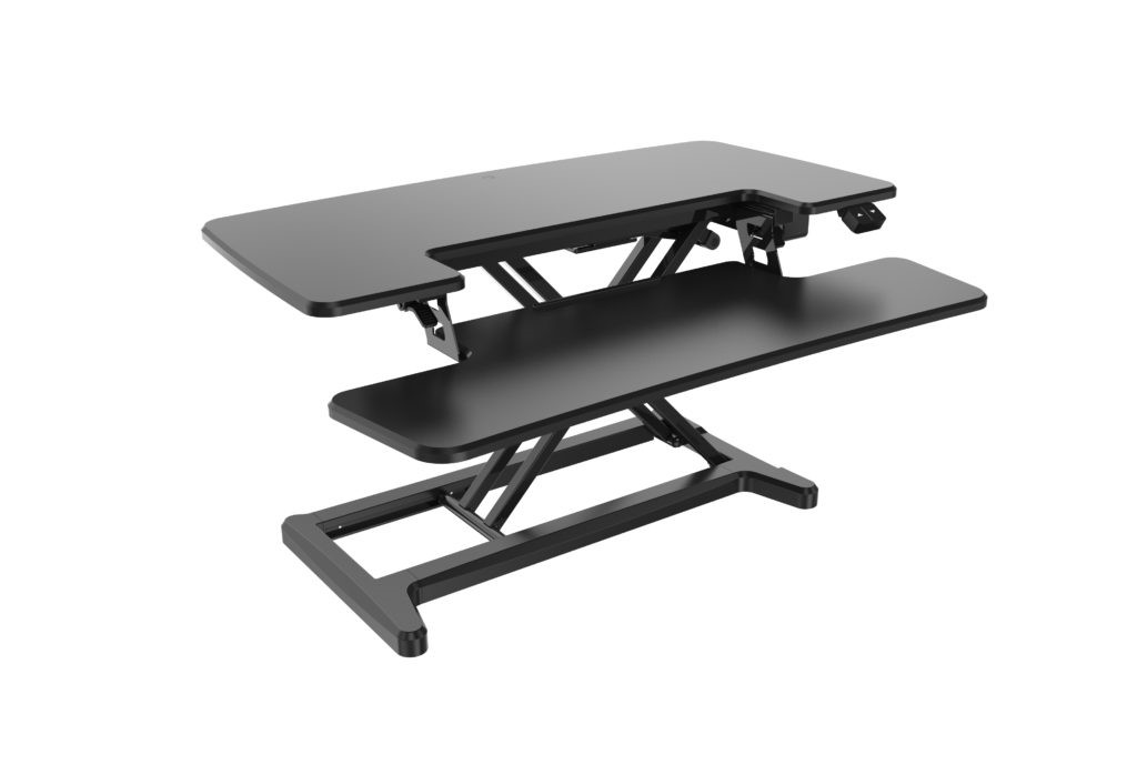 Encore Electric Sit Stand Desk Converter