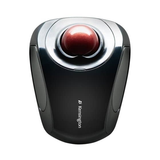 Kensington Orbit Wireless Mobile Trackball  - Ambidextrous