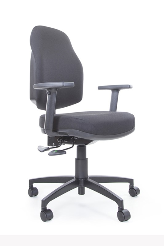 Posture Balance Flexi Low Back Chair