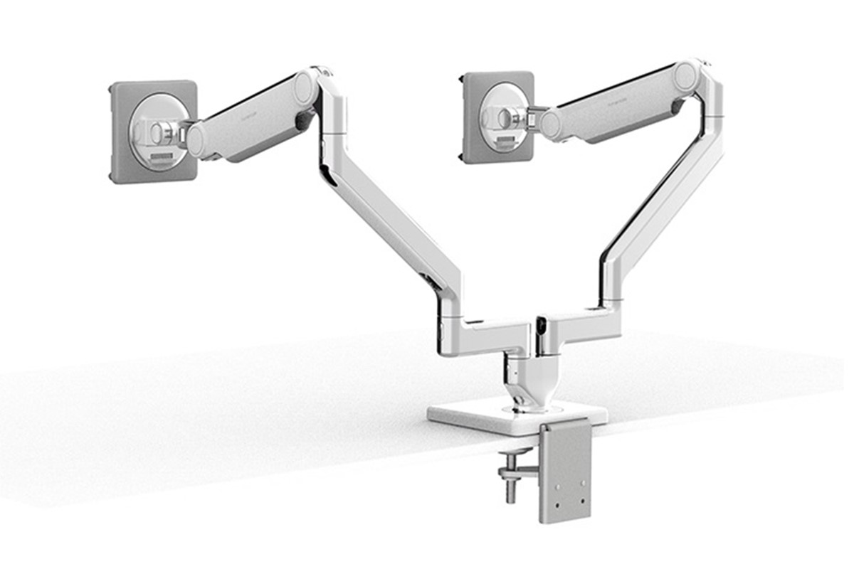 Humanscale M2.1 Dual Monitor Arm