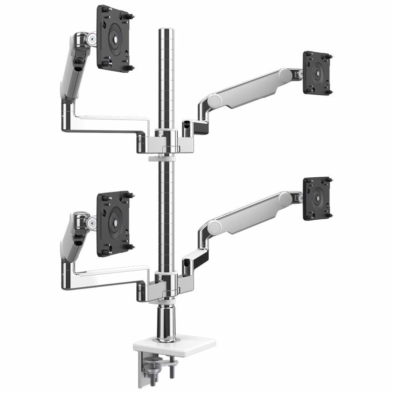 Humanscale M Flex 2.1 Multi Monitor Arm System