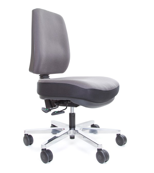 Posture Balance bStrong High Back Heavy Duty Chair
