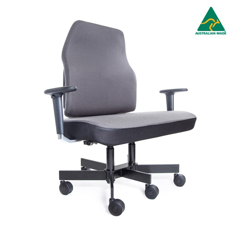 Posture Balance  Flexi Plush 300 Bariatric Office chair