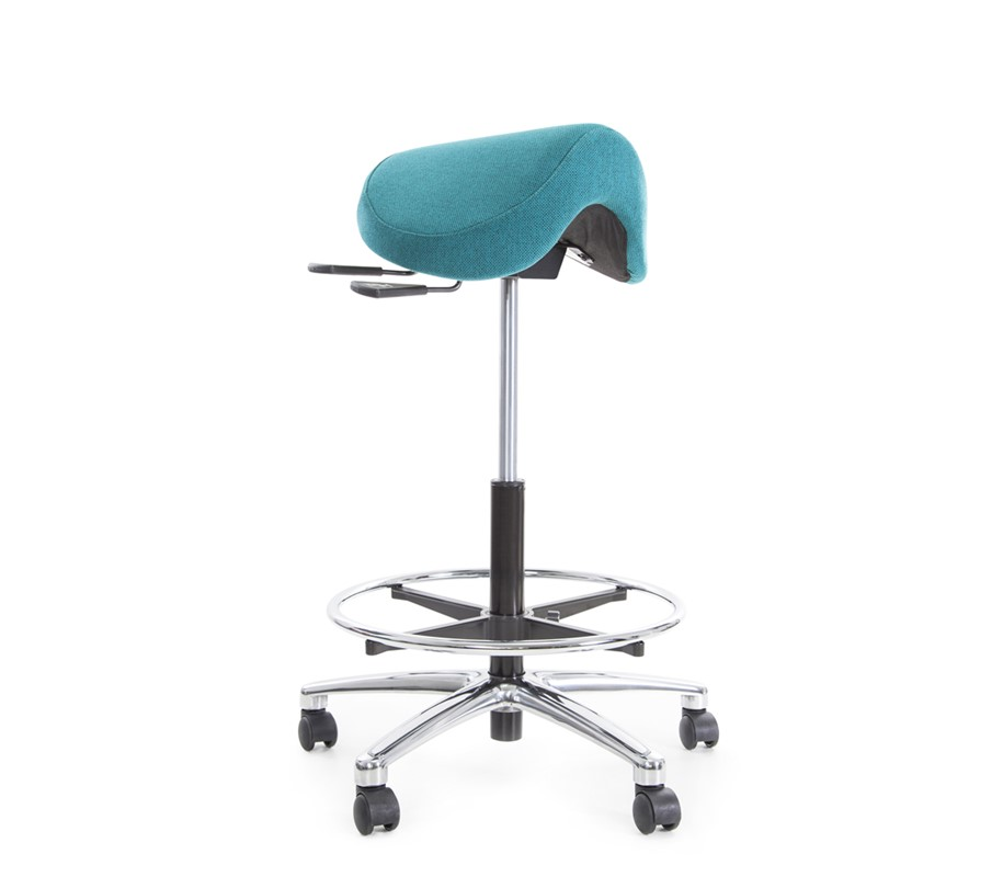 Ergo Saddle Stool By Sit Stand Step
