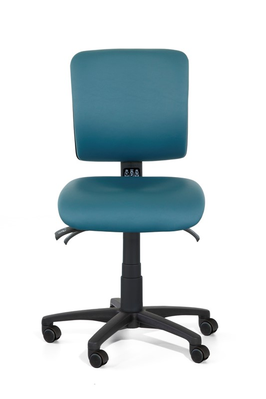 Gregory Medical Square High Back Large Seat Chair