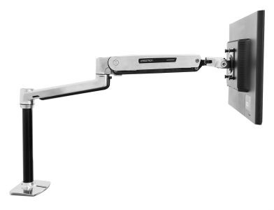 Ergotron LX Single Sit Stand LCD Monitor Arm