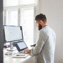 How Long Should You Stand at a Standing Desk?